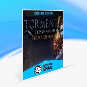 Torment: Tides of Numenera Legacy Edition ORIGIN - PC KEY