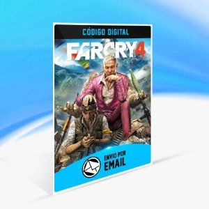 Far Cry 4 Edição Standard ORIGIN - PC KEY