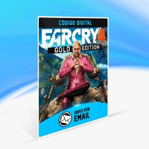Far Cry 4 Gold Edition ORIGIN - PC KEY