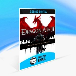 Pacote de DLCs do Dragon Age II ORIGIN - PC KEY