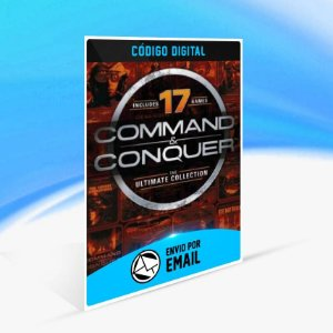 Command & Conquer The Ultimate Collection ORIGIN - PC KEY