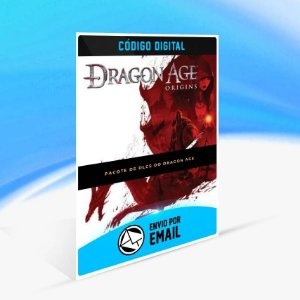 Pacote de DLCs do Dragon Age: Origins ORIGIN - PC KEY