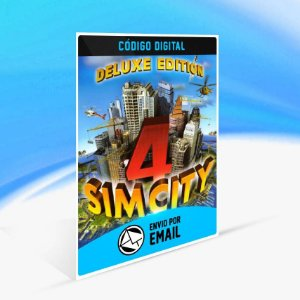 SimCity 4 Deluxe Edition ORIGIN - PC KEY