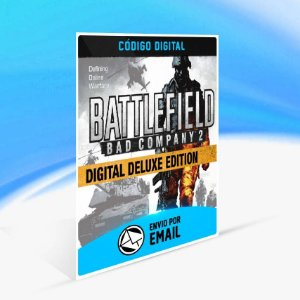 Bad Company 2 Digital Deluxe Edition ORIGIN - PC KEY