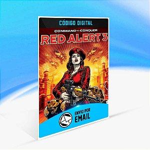Command & Conquer Red Alert 3 Edição Standard ORIGIN - PC KEY