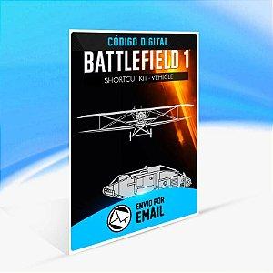 Battlefield 1 Shortcut Kit: Conjunto Vehicle ORIGIN - PC KEY