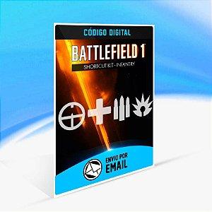 Battlefield 1 Shortcut Kit: Conjunto Infantry ORIGIN - PC KEY
