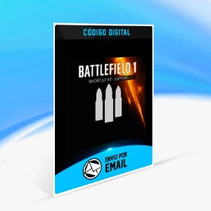 Battlefield 1 Shortcut Kit: Conjunto Support ORIGIN - PC KEY