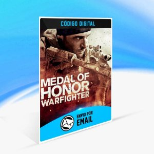 Medal of Honor Warfighter Edição Standard ORIGIN - PC KEY