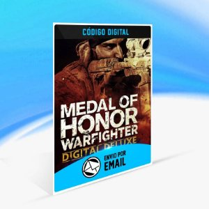 Medal of Honor Warfighter Digital de Luxo ORIGIN - PC KEY