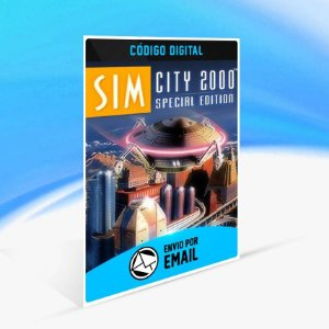 SimCity 2000 Special Edition ORIGIN - PC KEY
