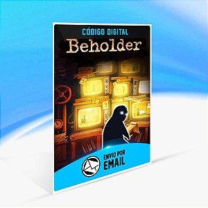 Beholder ORIGIN - PC KEY