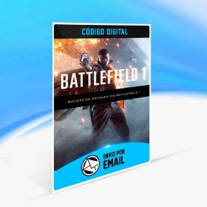 Pacote de batalha do Battlefield 1 ORIGIN - PC KEY
