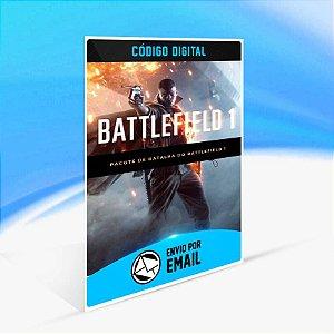 Pacote de batalha do Battlefield 1 ORIGIN - PC KEY