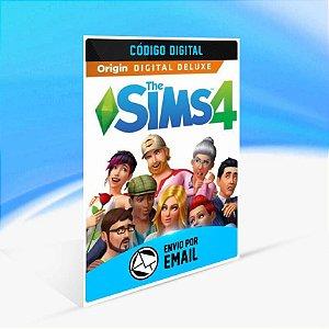 The Sims 4 Upgrade Digital Deluxe ORIGIN - PC KEY