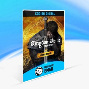 Trilha Sonora Original de Kingdom Come: Deliverance ORIGIN - PC KEY
