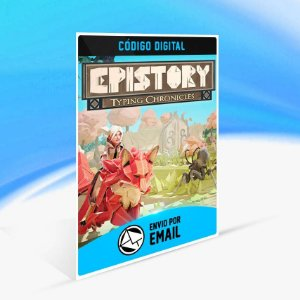 Epistory - Typing Chronicles ORIGIN - PC KEY