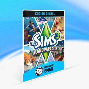 The Sims 3 Ilha Paradisíaca ORIGIN - PC KEY