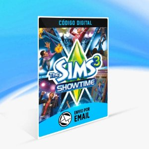 The Sims 3 Showtime ORIGIN - PC KEY
