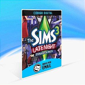 Pacote de Expansão The Sims 3 Caindo na Noite ORIGIN - PC KEY