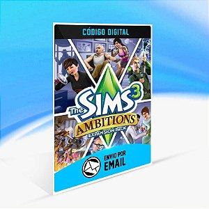 The Sims 3 Ambições Pacote de Expansão ORIGIN - PC KEY