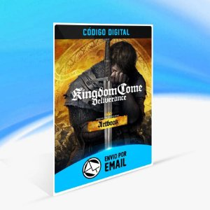 Livro de arte de Kingdom Come: Deliverance ORIGIN - PC KEY