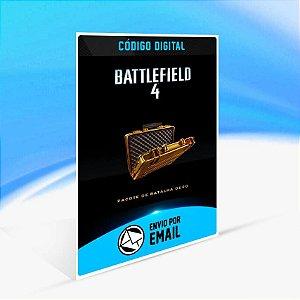 Battlefield 4 - Pacote de Batalha Ouro ORIGIN - PC KEY