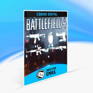 Battlefield 4 - Pacote de atalhos de armas ORIGIN - PC KEY