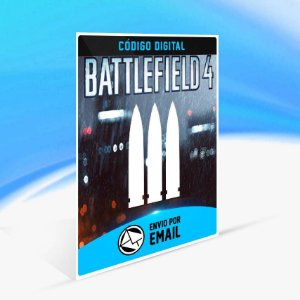 Battlefield 4 - Kit de atalhos para Suporte ORIGIN - PC KEY