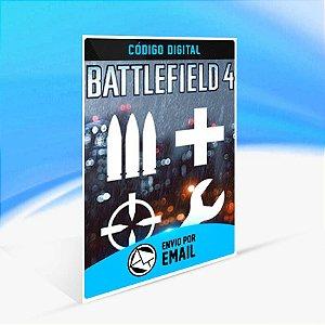 Battlefield 4 - Pacote de atalhos de soldado ORIGIN - PC KEY