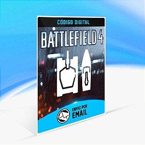 Battlefield 4 - Kit de atalhos para veículos terrestres e marítimos ORIGIN - PC KEY