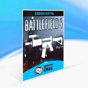 Battlefield 4 - Kit de atalhos de carabinas ORIGIN - PC KEY