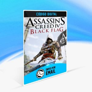 Assassin's Creed IV Black Flag Edição Standard ORIGIN - PC KEY