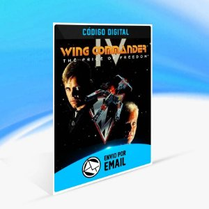 Wing Commander IV: The Price of Freedom ORIGIN - PC KEY
