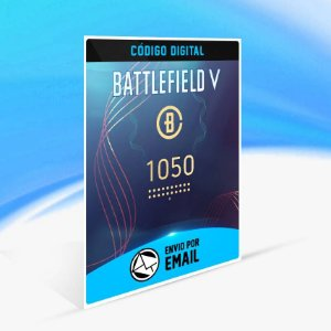 Battlefield V - 1.050 moedas de Battlefield ORIGIN - PC KEY