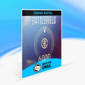 Battlefield V - 6.000 moedas de Battlefield ORIGIN - PC KEY