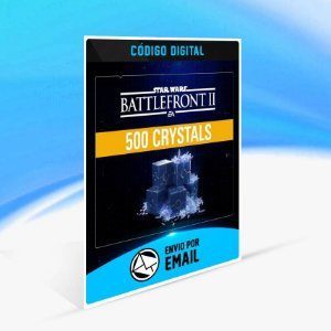 STAR WARS Battlefront II: Pacote de 500 Cristais ORIGIN - PC KEY