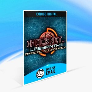 Hacknet Labyrinths - Trilha sonora ORIGIN - PC KEY
