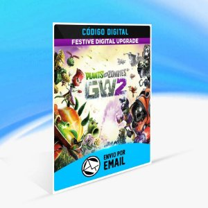 Plants vs. Zombies Garden Warfare 2 - Upgrade da Edição Festiva ORIGIN - PC KEY