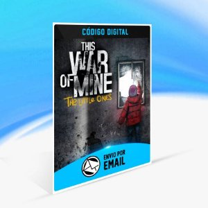 This War of Mine: The Little Ones DLC ORIGIN - PC KEY