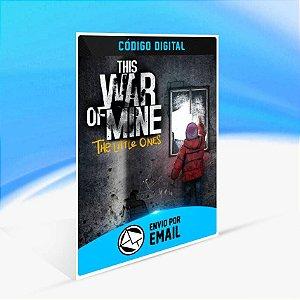 This War of Mine: The Little Ones DLC ORIGIN - PC KEY