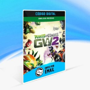 Pacote de 280.000 Moedas de PvZ Garden Warfare 2 ORIGIN - PC KEY