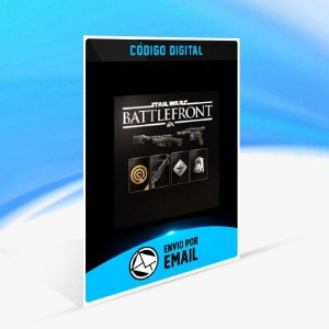 STAR WARS Battlefront - Pacote de Aprimoramento Definitivo ORIGIN - PC KEY