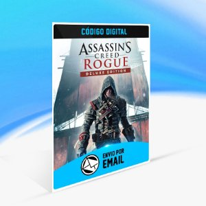 Assassin's Creed Rogue Deluxe Edition STEAM - PC KEY