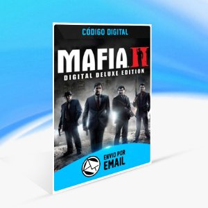 Mafia II Digital Deluxe Edition STEAM - PC KEY
