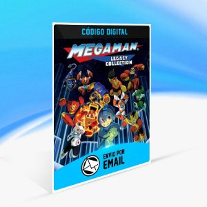 Mega Man Legacy Collection STEAM - PC KEY