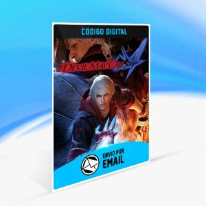 Devil May Cry 4 Edição Especial STEAM - PC KEY