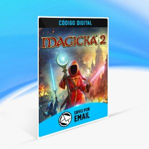 Magicka 2 STEAM - PC KEY