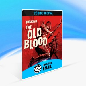 Wolfenstein The Old Blood STEAM - PC KEY