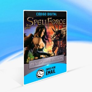 SpellForce - Platinum Edition STEAM - PC KEY